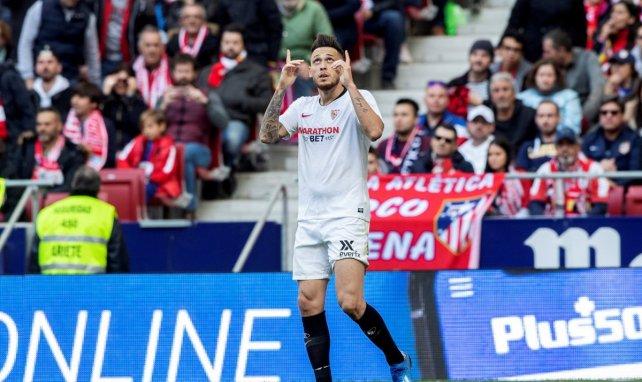 Lucas Ocampos se suma a la agenda del Atlético de Madrid