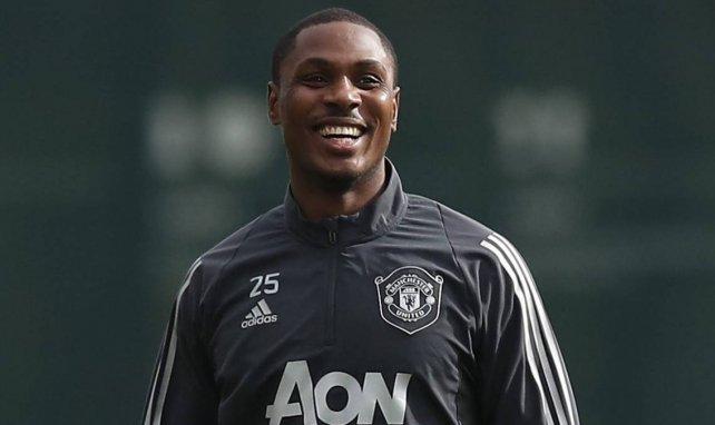 Los detalles de la nueva cesión de Odion Ighalo en el Manchester United