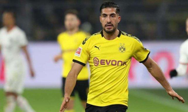 Oficial | Emre Can será jugador del Borussia Dortmund hasta 2024