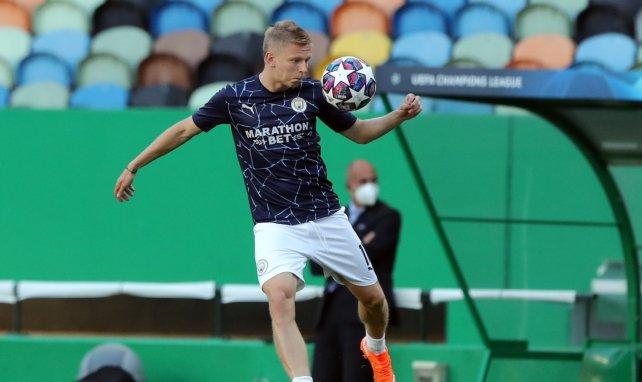 Oleksandr Zinchenko, una nueva opción para el lateral zurdo del FC Barcelona