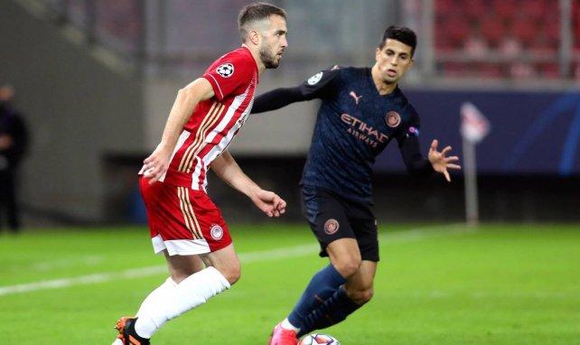 Liga de Campeones | El Manchester City tumba al Olympiakos y avanza a octavos