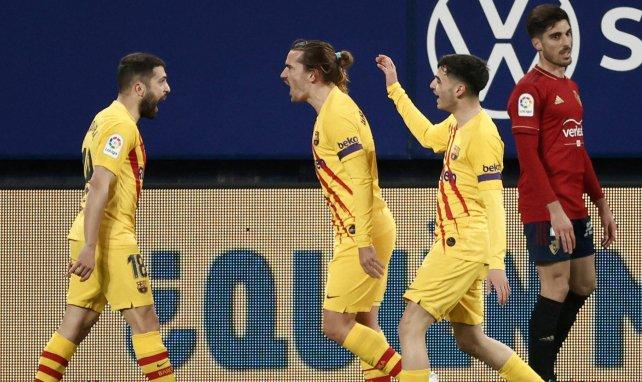 Liga | El FC Barcelona suma y sigue tras doblegar a Osasuna