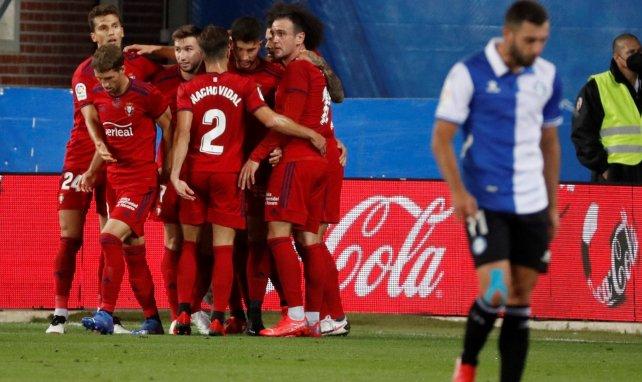 Liga | Osasuna hunde aún más al Deportivo Alavés