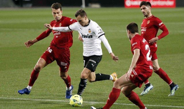 Liga | Valencia y Osasuna se reparten los puntos