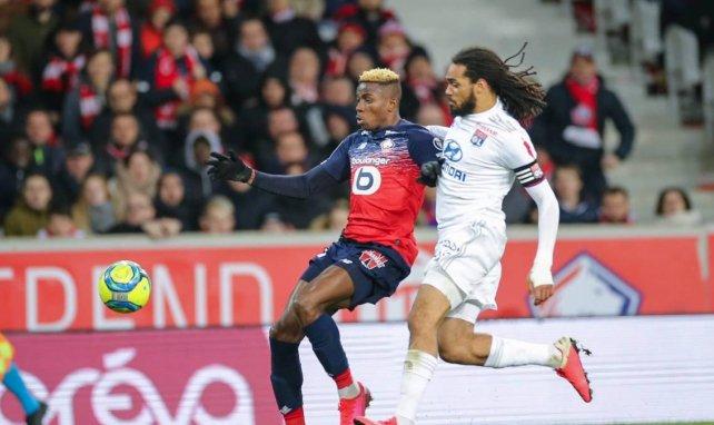 El Manchester United no pierde de vista a Victor Osimhen
