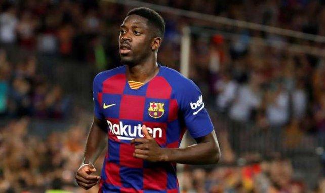 El Liverpool recibió calabazas de Ousmane Dembélé