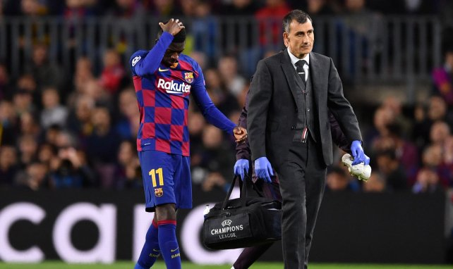 ¿Se avecina una oferta por Ousmane Dembélé?