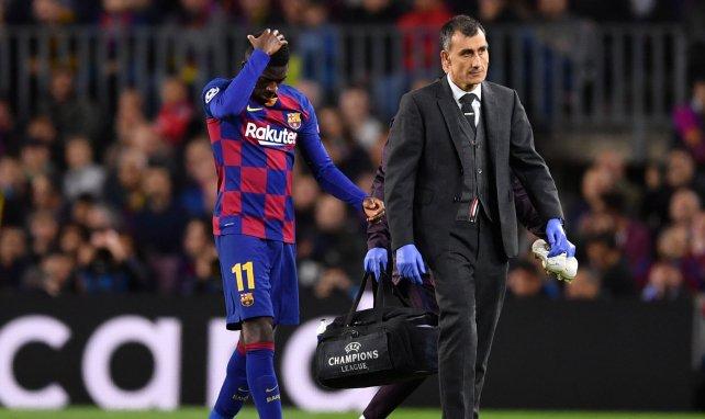 FC Barcelona | El MU pregunta por Ousmane Dembélé