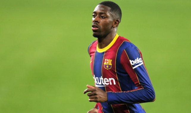 El FC Barcelona define sus intenciones para Ousmane Dembélé