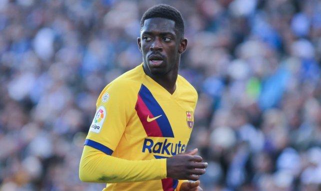 ¿Salida a la vista en el FC Barcelona? Dos opciones de Champions para Ousmane Dembélé