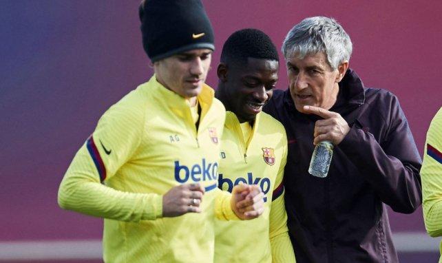 FC Barcelona | El Liverpool no se olvida de Ousmane Dembélé