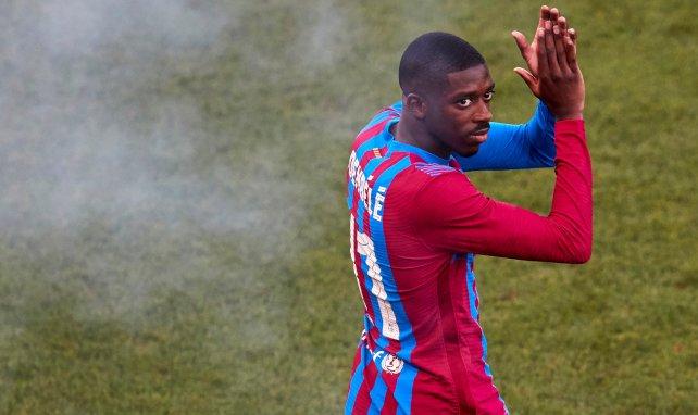 FC Barcelona | Crece la competencia por Ousmane Dembélé