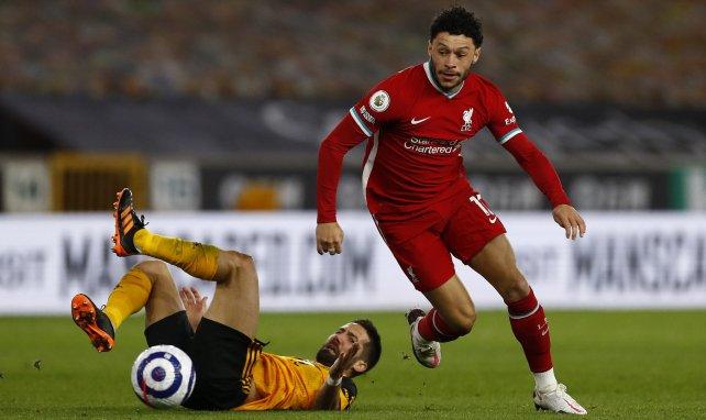El Liverpool tasa a Alex Oxlade-Chamberlain