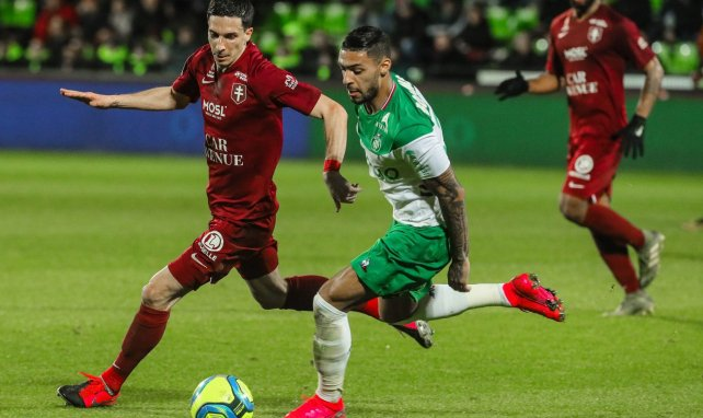 Real Betis y Valencia comparten intereses en la Ligue 1