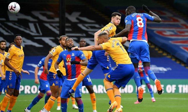 Premier | El Everton sigue intratable a costa del Crystal Palace
