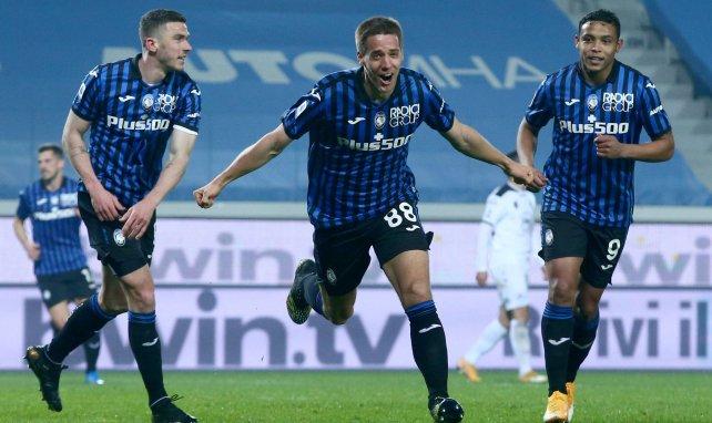 Mario Pašalić tras marcar ante La Spezia