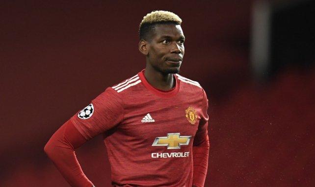 ¿El último servicio de Paul Pogba al Manchester United?