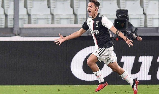 La Juventus quiere renovar a Dybala
