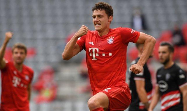 Benjamin Pavard ha brillado con luz propia en el Bayern Múnich