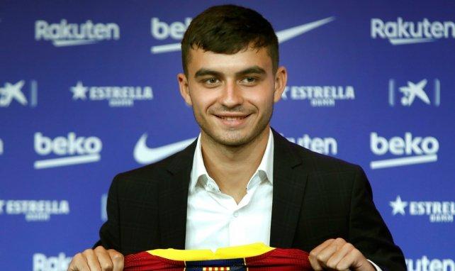 El FC Barcelona recibe una nueva oferta por Pedri