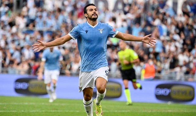 Pedro Rodríguez hace historia con la Lazio