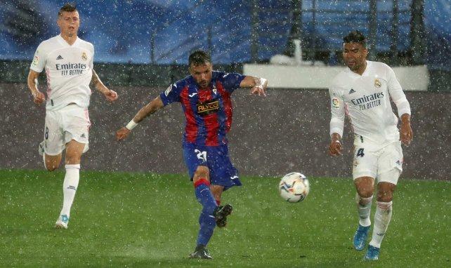 Pedro León recuerda su paso por el Real Madrid