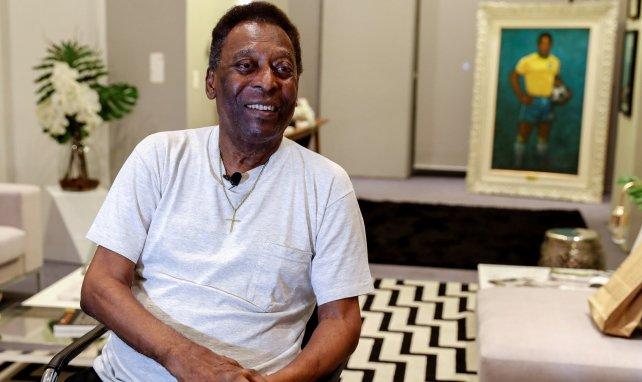 Pelé, leyenda en la historia del deporte rey