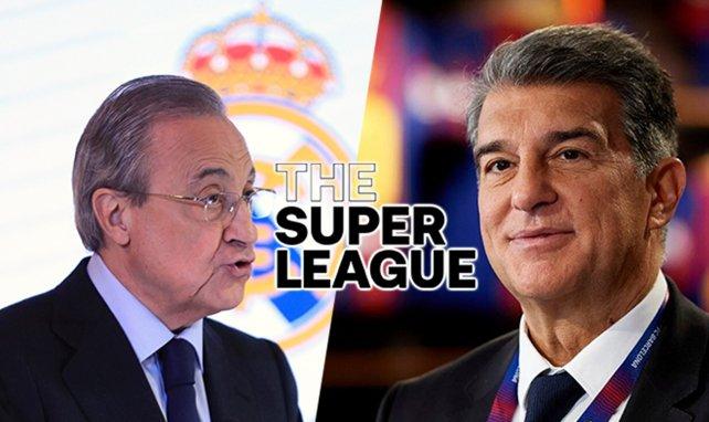 La cantidad millonaria que hubieran ingresado Real Madrid o FC Barcelona si ganaran la Superliga
