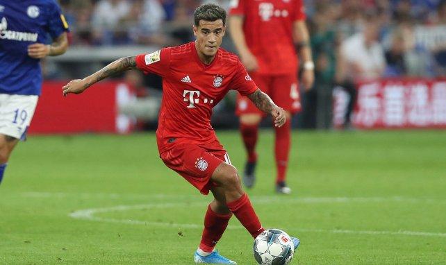 Nuevas especulaciones en torno al futuro de Philippe Coutinho