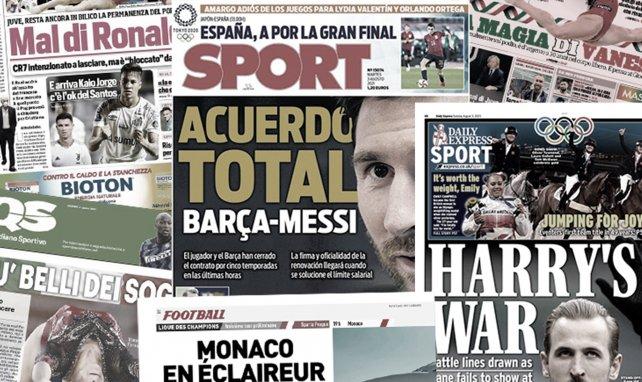 El acuerdo que ilusiona al FC Barcelona, nuevo intento del Valencia por un delantero