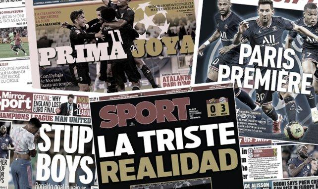 La triste realidad del FC Barcelona, la Juventus ya convence