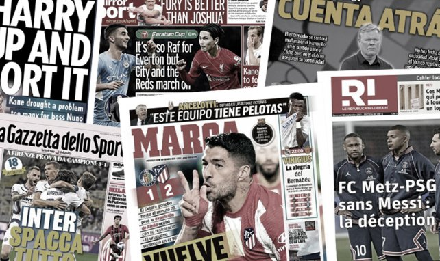 Luis Suárez ilumina al Atlético de Madrid, el partido que marcará el futuro de Ronald Koeman