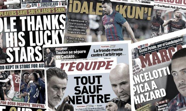 El desafío de Eden Hazard, el FC Barcelona se aferra al Kun Agüero