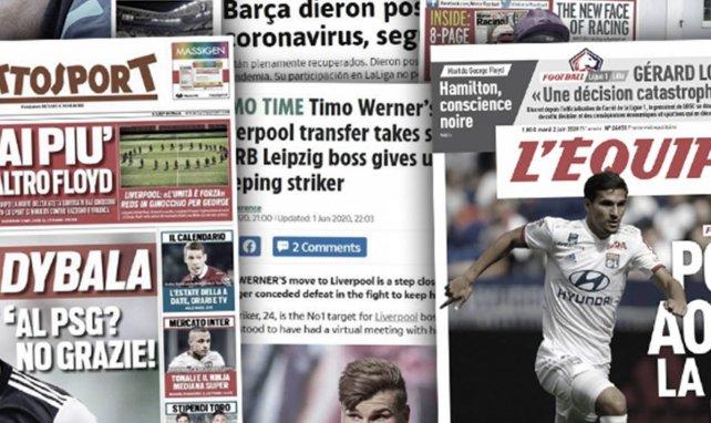 El Real Madrid desoye una petición de Zidane, Dybala pasa del PSG, la brecha que intenta cerrar el Valencia