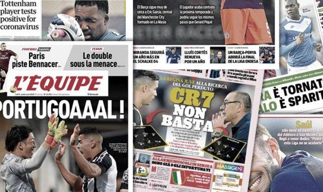 """El """"nuevo Piqué"""" que vigila el FC Barcelona, Zidane vuelve a sus orígenes, Ferrán Torres rompe su silencio"""