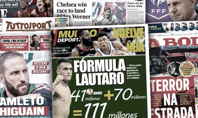 La inquietud de Martin Odegaard, la Juventus no se olvida de Arthur, las dudas de Higuaín