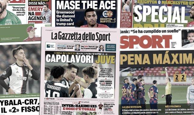 El FC Barcelona se deja La Liga, el siguiente golpe que prepara el Inter de Milán