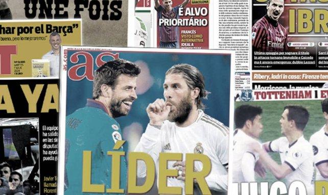 El Benfica aprieta por un zaguero del FC Barcelona, el AC Milan escoge a su próximo técnico, el nuevo objetivo del Sevilla