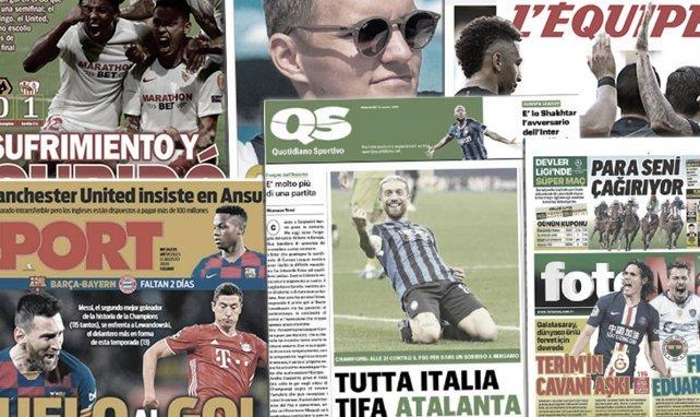 El Inter de Milán acelera por Sandro Tonali, el PSG se cita con la historia