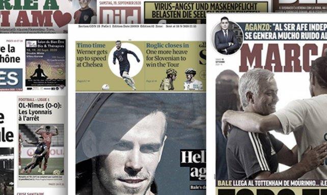 El celebrado fichaje de Gareth Bale, el nuevo deseo del Sevilla