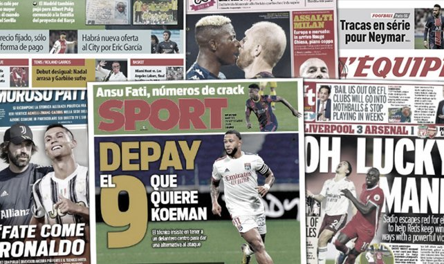 El compromiso de Fede Valverde, nueva ofensiva del FC Barcelona por Eric García, las 5 opciones defensivas del Valencia