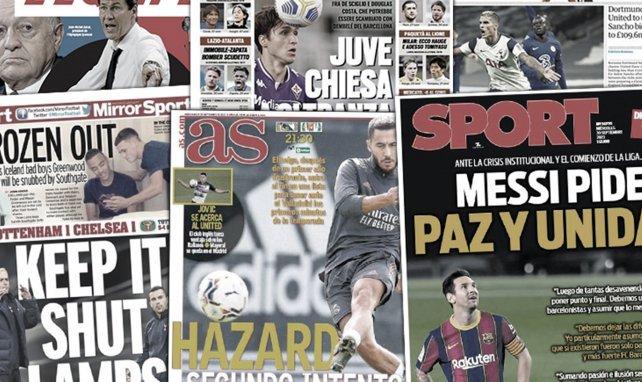 Los dos fichajes del Real Madrid, Memphis Depay a precio de saldo