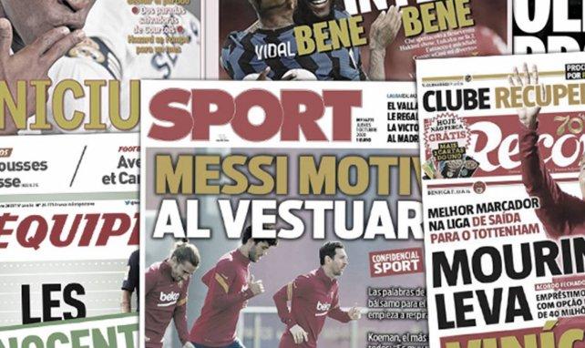 Vinicius Junior evita un sofoco al Real Madrid, Sergiño Dest ultima su fichaje por el FC Barcelona, el Valencia apura los plazos