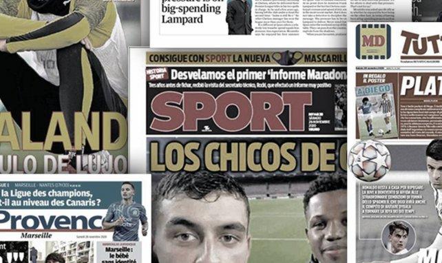 Las promesas electorales del FC Barcelona, los deseos invernales del Real Betis