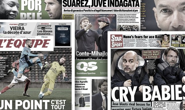 Lionel Messi acecha a Pelé, la confianza de Zidane