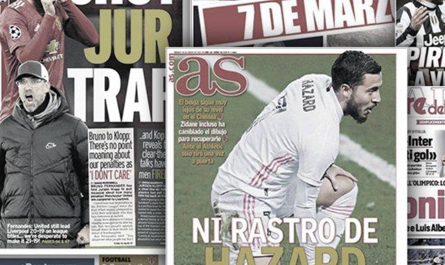 Crecen las dudas con Eden Hazard, el nuevo objetivo del Valencia