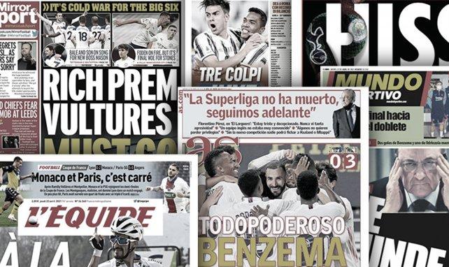 Karim Benzema marca el camino, cuestionan la continuidad de Javi Gracia, el reto liguero del FC Barcelona