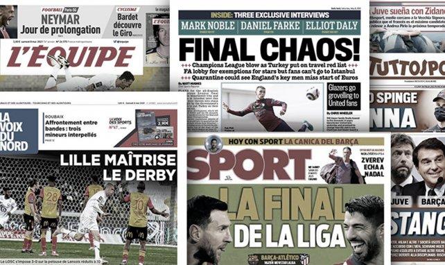 El duelo que puede decidir la Liga, el lío con la final de la Champions League