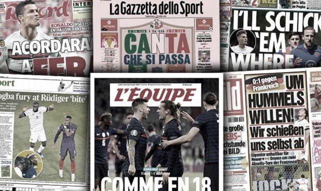 El gran objetivo de Carlo Ancelotti, el Valencia tantea a Kenedy, el Inter baraja una nueva alternativa a Lautaro Martínez
