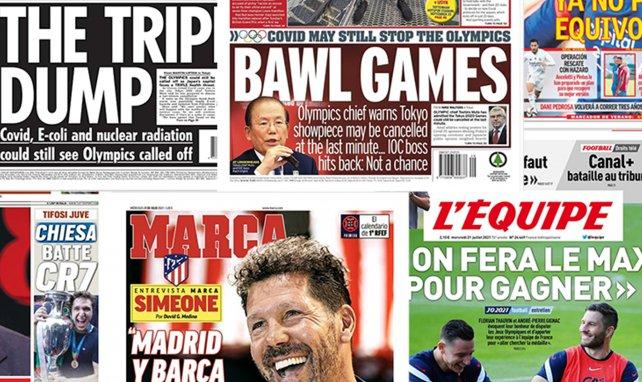 El Real Madrid busca al mejor Eden Hazard,  las dudas en el futuro de Antoine Griezmann